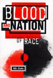 Blood and nation by Uli Linke