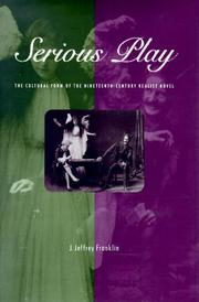 Cover of: Serious play