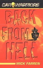 Cover of: Back From Hell (Car Wars)