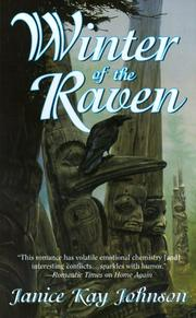 Cover of: Winter of the Raven
