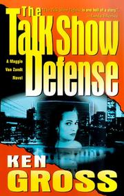 Cover of: The Talk Show Defense (Maggie Van Zandt Novels)