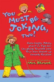 Cover of: You Must Be Joking, Two! | Paul Brewer