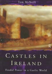 Cover of: Castles in Ireland
