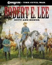 Cover of: Robert E. Lee |