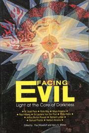 Cover of: Facing evil