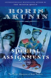 Cover of: Special Assignments