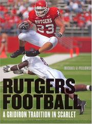 Cover of: Rutgers Football | Michael J. Pellowski