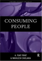 Cover of: Consuming people