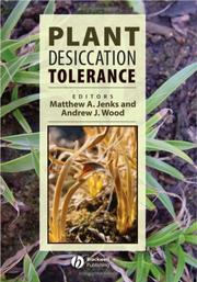 Cover of: Plant Desiccation Tolerance |