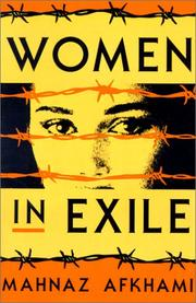 Cover of: Women in exile | Mahnaz Afkhami
