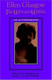 Cover of: The woman within: an autobiography