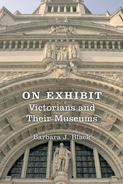 Cover of: On exhibit