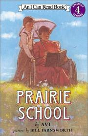 Cover of: Prairie School