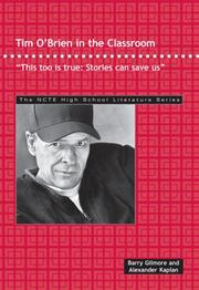 Cover of: Tim O'Brien in the classroom