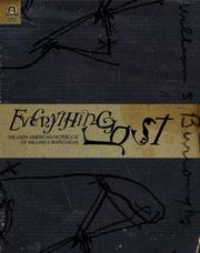 Cover of: Everything Lost