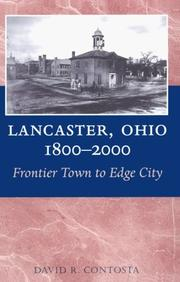 Cover of: Lancaster, Ohio, 1800-2000