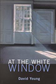 Cover of: At the white window