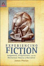 Cover of: Experiencing Fiction | James Phelan
