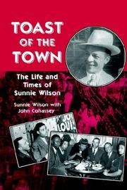 Cover of: Toast of the town