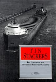 Cover of: Tin Stackers
