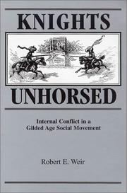 Cover of: Knights Unhorsed