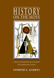 Cover of: History on the move