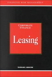 Cover of: Leasing