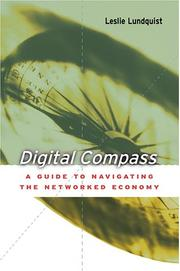 Cover of: Digital Compass | Leslie Lundquist