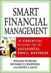 Cover of: Smart financial management |