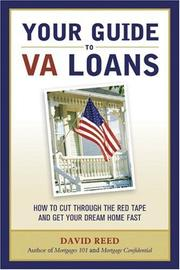 Cover of: Your Guide to VA Loans