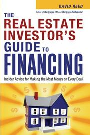 Cover of: The Real Estate Investor's Guide to Financing
