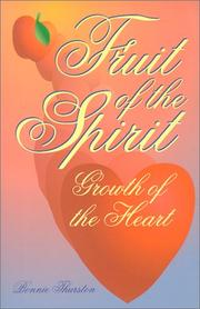 Cover of: Fruit of the Spirit | Bonnie Thurston