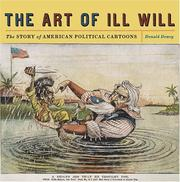 Cover of: The Art of Ill Will