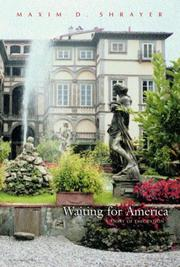 Cover of: Waiting for America: A Story of Emigration