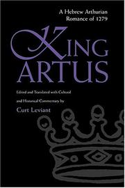 Cover of: King Artus