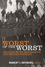 Cover of: Worst of the Worst