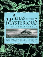 Cover of: Atlas of the Mysterious in North America