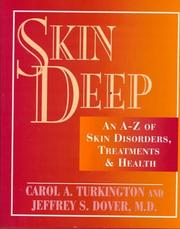 Cover of: Skin deep | Carol Turkington