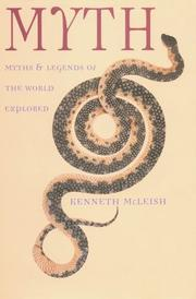 Cover of: Myth: myths and legends of the world explored