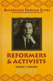 Cover of: Reformers and activists