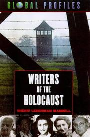 Cover of: Writers of the Holocaust (Global Profiles)
