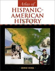 Cover of: Atlas of Hispanic-American history