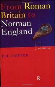 Cover of: From Roman Britain to Norman England