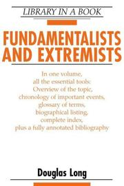 Cover of: Fundamentalists and Extremists (Library in a Book)