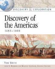 Cover of: Discovery of the Americas, 1492-1800 | Smith, Tom