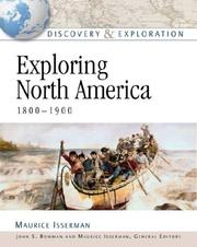 Cover of: Exploring North America, 1800-1900 | Maurice Isserman