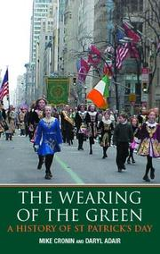 Cover of: The Wearing of the Green