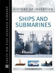 Cover of: Ships and Submarines (History of Invention)