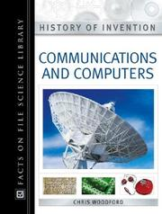 Cover of: Communication and computers
