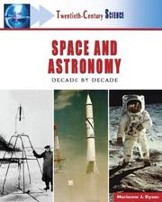Cover of: Twentieth-century Space And Astronomy